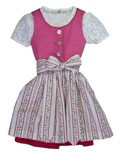 515081 Kinderdirndl von Berwin & Wolff in rosa