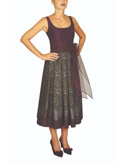 Kleid 11T010 in isabella von Mothwurf