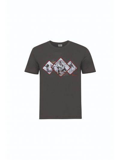 T36070 Calebos T-Shirt von Luis Trenker